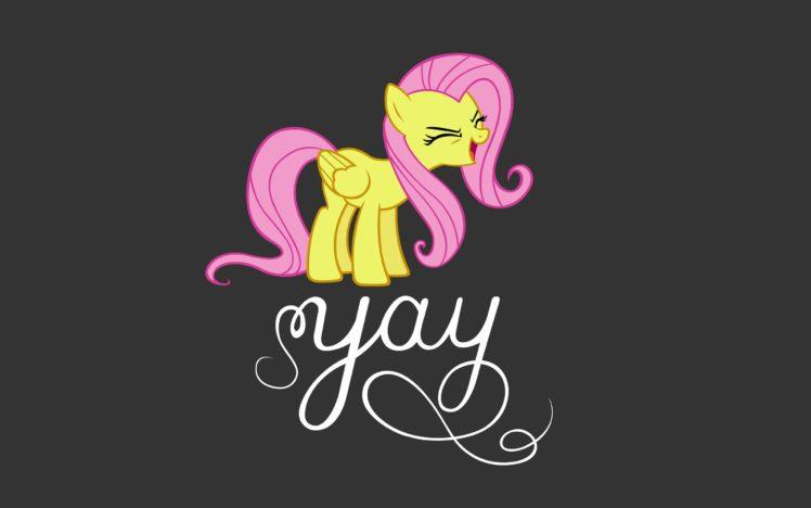 My Little Pony Fluttershy Hd Wallpapers Desktop And
