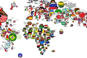 map, World, World map, Logo