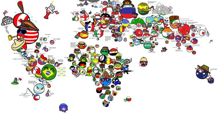 map, World, World map, Logo HD Wallpaper Desktop Background