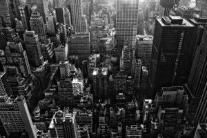 city, Building, Monochrome