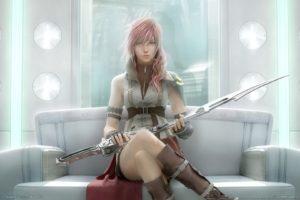 Claire Farron, Final Fantasy