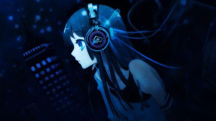 minimalism, Headphones, Music HD Wallpaper Desktop Background