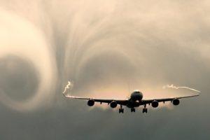 vortex, Wing tips, Flying
