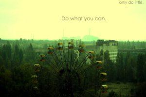 Chernobyl, Ferris wheel, Filter