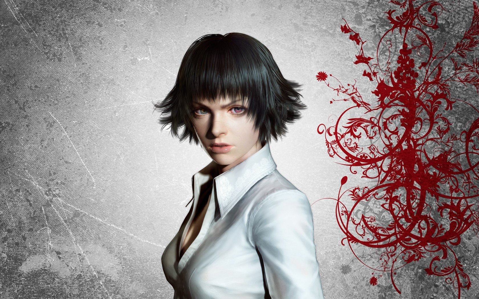 Devil May Cry Lady Devil May Cry Hd Wallpapers Desktop And