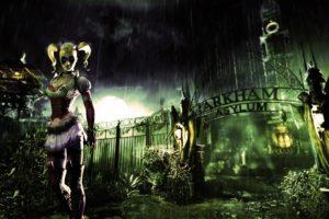 Harley Quinn, Video games, Batman: Arkham Asylum