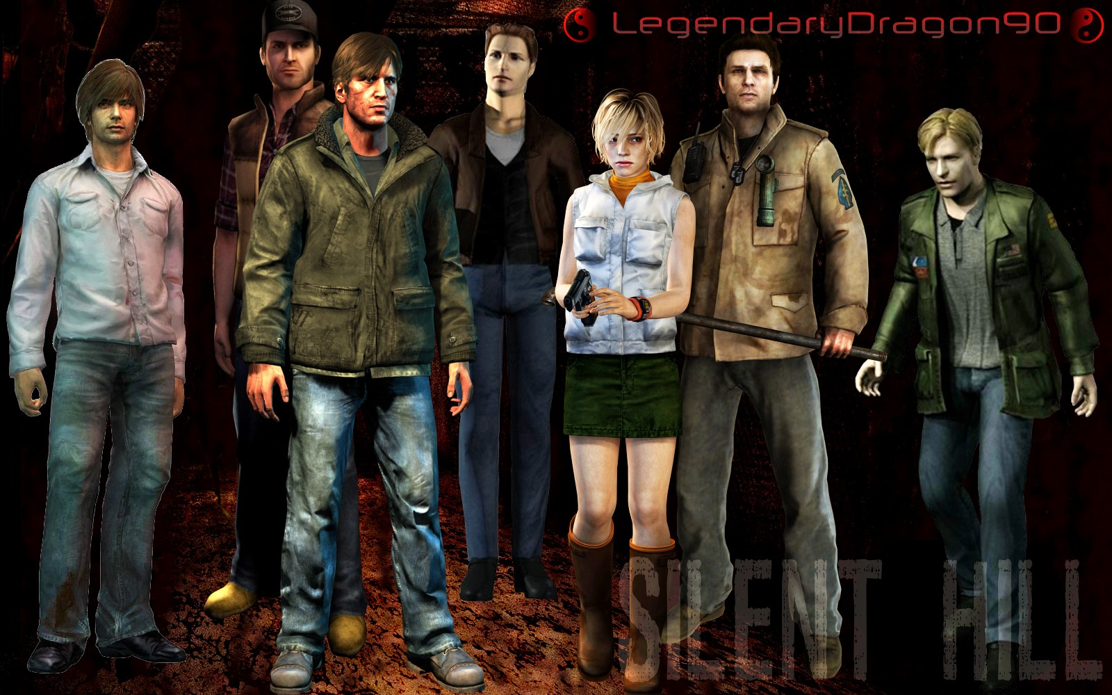 Silent Hill Hd Wallpapers Desktop And Mobile Images Photos