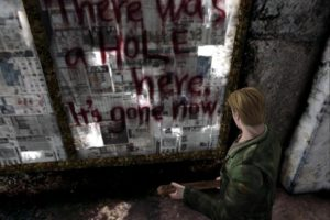 Silent Hill  2, James sunderland, Silent Hill
