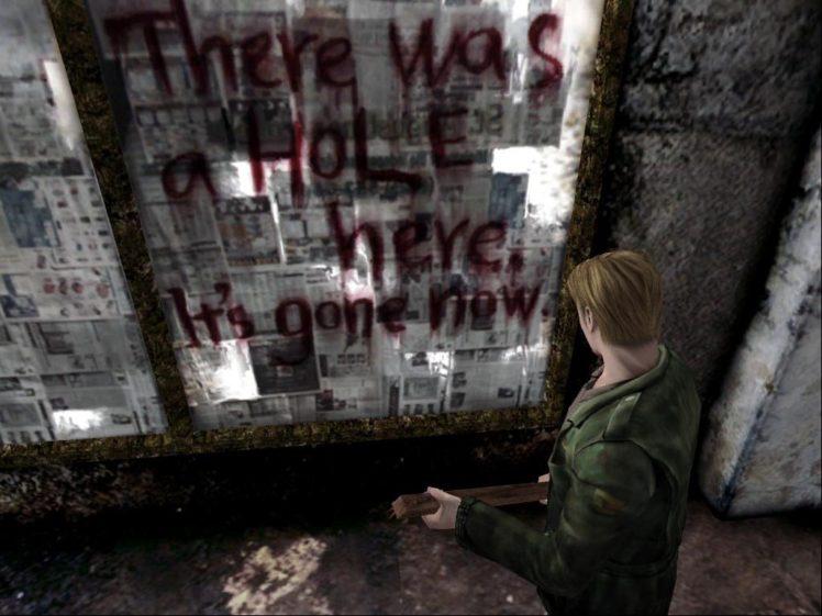 Silent Hill 2 James Sunderland Silent Hill Hd Wallpapers