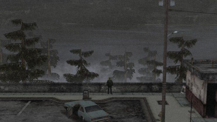 Silent Hill  2, James sunderland HD Wallpaper Desktop Background