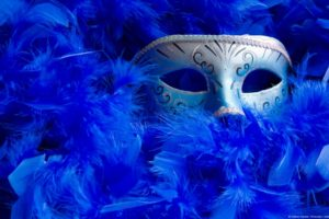 mask, Venetian masks, Feathers