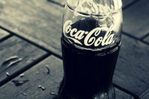 Coca Cola, Monochrome