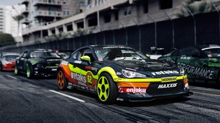 drift, Racing, Scion, Scion FR S HD Wallpaper Desktop Background