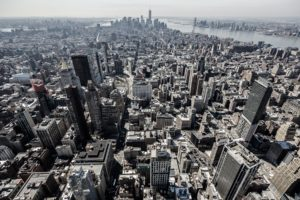cityscape, New York City, USA