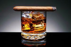 cigars, Glass