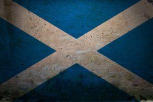 Scotland, Flag