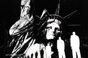 Statue of Liberty, Monochrome