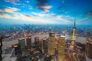 cityscape, City, Shanghai, China, Photography