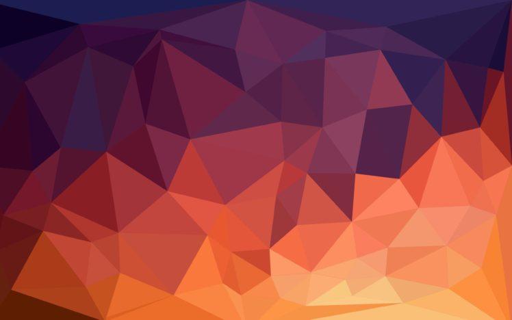 minimalism, Low poly HD Wallpaper Desktop Background