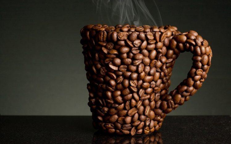 coffee beans, Coffee HD Wallpaper Desktop Background