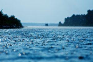 water drops, Water, Rain