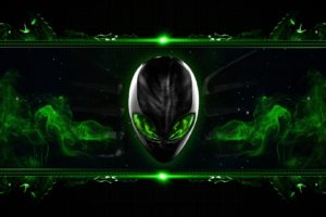 Alienware, Green