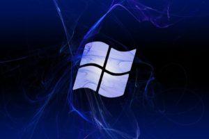 logo, Microsoft Windows