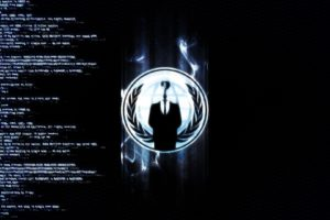 hacking, Anonymous