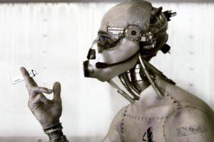 cyberpunk, Deus ex machima
