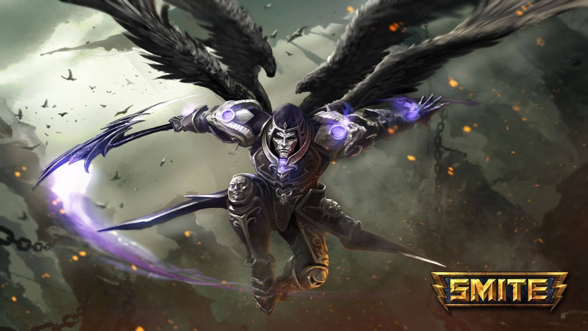 Smite Thanatos Hd Wallpapers Desktop And Mobile Images Photos