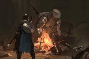 digital art, Artwork, Dark Souls III