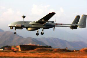 Heron UAV, Drone