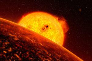 Sun, Space, Stars, Planet