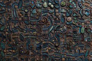 artwork, Pattern, Texture