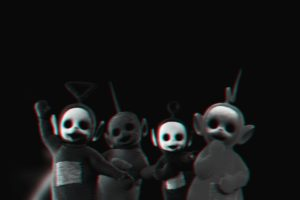 Teletubbies, Horror