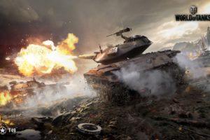 World of Tanks, Tank, T49, Wargaming, Spahpanzer Ru 251