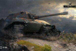 World of Tanks, Tank, E 100, Wargaming