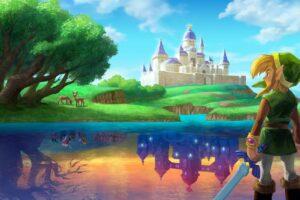 Zelda, The Legend of Zelda: A Link Between Worlds