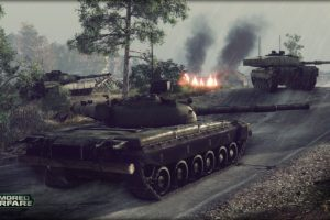 Armored Warfare, Tank