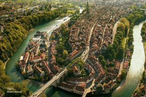 cityscape, Bern, Switzerland
