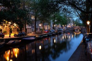 Netherlands, Canal