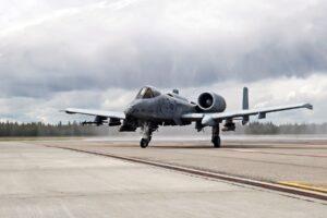 airplane, A10, Warthog