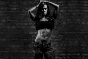women, Model, AJ Lee, WWE