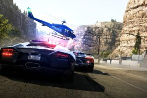 Need for Speed: Hot Pursuit, Pursuit