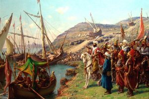 Ottoman Empire, Turkish, Fatih Sultan Mehmet(II. Mehmet), Turkey, Istanbul