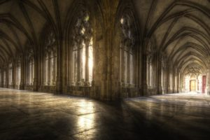 Gothic architecture, Architecture, Sunlight, Old building