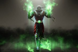 Mortal Kombat, Ermac, PC gaming, Mortal Kombat X
