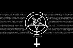 Satan, Satanism