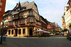 intersections, Villages, Germany