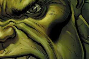 The Incredible Hulk, Green, Eyes, Angry, Hulk, Comic books